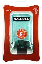 JW2820-A45C BALLISTIC iPhone 5c Jewel Case (Glitter Topaz, Blue), Retail