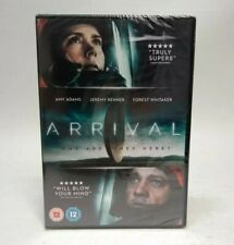 Arrival (DVD) New & Sealed