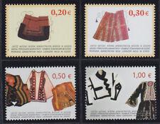 Kosovo 2004 Folk costumes, MNH