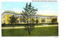 Texarkana, Texas  High School  1930s