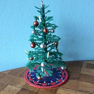 Weihnachtsbaum Lundby  Puppenstube Puppenhaus 1:18 dollhouse christmas tree