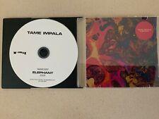 Tame Impala – Elephant radio edit 1 track CDr US promo