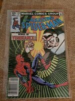 THE AMAZING SPIDER-MAN #240 VF 1983 Vulture
