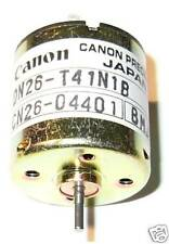 Canon 2626 motor ideal 4 Rivvy steam with  2 mm shaft