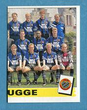 FOOTBALL 96 BELGIO Panini - Figurina-Sticker n. 108 - CLUB BRUGGE DX-New