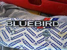 Datsun 510 bluebird grill emblem