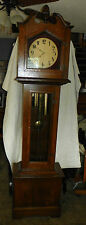 Quartersawn Oak Clock (Hd70)