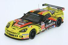 1:43 CHEVROLET CORVETTE c6.r - Bornhauser/Lamy - 24h Le Mans 2012-LMM 240