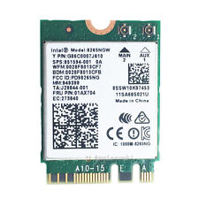 Intel Wireless-AC 8265 NGFF Dual Band 802.11ac MU-MIMO WiFi Card+ Bluetooth 4.2