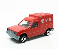Majorette Renault Express Japan Post Service Van Red 1/53 Ref 233