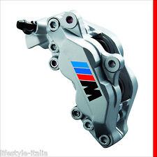 Bremssattel Aufkleber Set 4teilig für BMW M Logo in SCHWARZ im Kundenauftrag