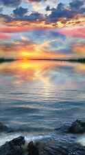 "Sunset Sail - 1 Quilt Panel (24"")"
