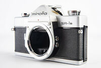 Minolta SR-1s 35mm SLR Film Camera Body AS IS FOR PARTS OR REPAIR V16