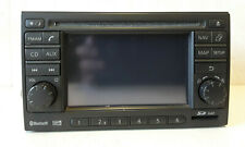 2010 Nissan Note SAT NAV CD Radio Stereo Unit 25915BH10A GPS SD Card