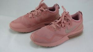 Nike Air Max Fury Rosa Competition Running Shoes All Pink Trainers UK 4 EU 37.5