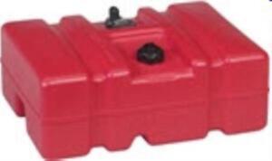Moeller 630013LP Marine EPA- Compliant Topside Fuel Tank  12 Gallon 11908
