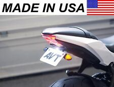 AVT Ninja 650 Fender Eliminator NI Kit 2017 - 2018 - FLUSH LED Turn Signals 650R