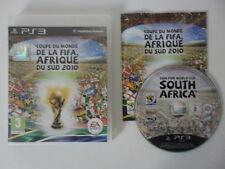 COUPE DU MONDE DE LA FIFA AFRIQUE DU SUD 2010 - SONY PLAYSTATION 3 PS3 - COMPLET