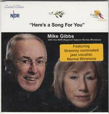 Mike Gibbs - Here's A Song For You (CD 2011) NEU/Sealed !!! feat. Norma Winstone