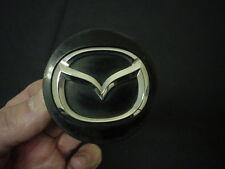 Mazda 3 5 6 Miata RX-8 CX-7 CX-9 Wheel Center Cap BBM2 37 190 Black Finish
