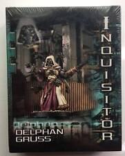 Games Workshop Citadel Inquisitor Delphan Gruss Sealed MIB NIP New