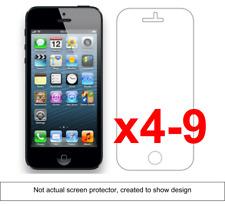 iPhone 5 Anti-Scratch Screen Protector w/ cloth