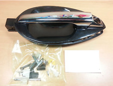GENUINE NEW OUTER HANDLE LH CHROME NON PAINTED SUITS HYUNDAI TIBURON COUPE 2003-