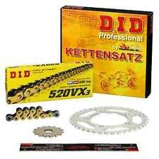 DID Kettensatz GOLD Yamaha XT 250 (3Y3) 80-90 EXTRA verstärkt Nietschloss