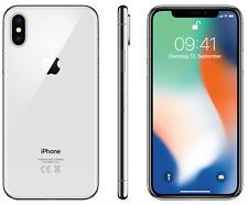 Apple iPhone X 64GB Silver - VERSIEGELTE NEUWARE