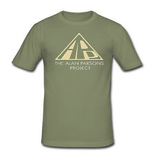 The Alan Parsons Project tee S M L XL 2XL 3XL T-Shirt Progressive rock band