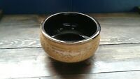 "Ursula Vann studio pottery bowl signed  5"" wide 3""tall"