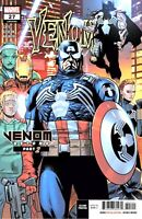 🔥🕸 VENOM #27 JUAN GEDEON SECOND PRINT Variant NM 2nd Knull Avengers Gemini