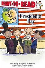 Presidents' Day: By McNamara, Margaret