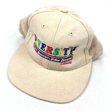 New listing New Vintage Disney Diversity Hat Cap Cast Member Mickey Mouse Pride Rare!