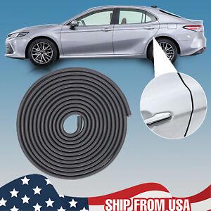 9.8ft/3m Car Seal Strip Protectors Door Boot U Shape Edge Trim Guard Rubber Set