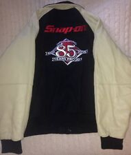 Snap On Tools Collectable 85th ANNIVERSARY WOOL & LEATHER XL JACKET RARE LIMITED