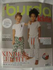 Burda  Kids kinderleicht mit Fertigschnittbogen
