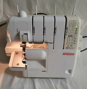 Bernina 2500DCET Serger Sewing Machine (Sold as is.)