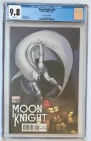 Moon Knight #200 CGC 9.8 1:500 Bill Sienkiewicz Remastered Variant