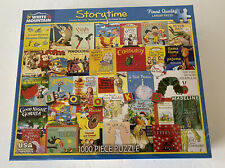 BRAND NEW - WHITE MOUNTAIN PUZZLE - STORYTIME - 1000 PIECE - SEALED
