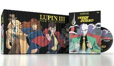 OPERA COMPLETA 28 DVD LUPIN III THE 3rd FILM COLLECTION GAZZETTA YAMATO