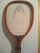 Head Amf Professional Racket W/ Original Case : Good Condition