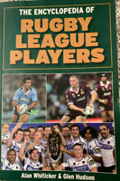 THE ENCYCLOPEDIA OF RUGBY LEAGUE PLAYERS