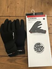 NEW Rip Curl Flash Bomb Wetsuit Glove 3/5mm Small