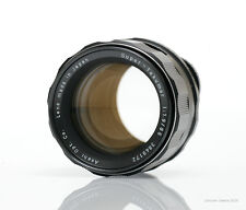 Pentax Super-Takumar 85mm F1.9 Prime Lens M42 Screw Mount -Clean- (316-14)