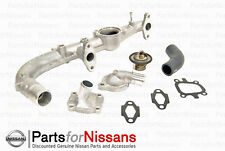 GENUINE NISSAN 2003-2007 350Z G35 COOLANT COOLING PIPE HOSE KIT UPGRADE NEW OEM