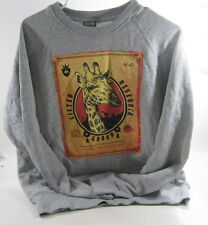 LRG GRAY RESEARCH COLLECTION  SIZE M
