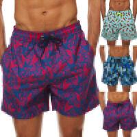 Men's Board Swim Trunks Shorts Beach Surf Shorts Loungwear Shorts Underwear Plus