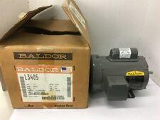 Baldor L3405 13 Hp Ac Motor 115208 230 Volts Single Phase 3600 Rpm 48 Frame
