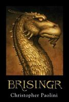 The Inheritance Cycle: Brisingr Bk. 3 by Christopher Paolini (2008, Hardcover)